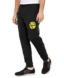 Armani Exchange Men's Fleece Logo Joggers