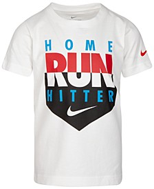 Little Boys Home Run Hitter T-Shirt