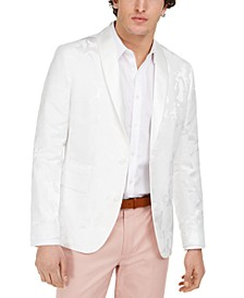 INC Men's Slim-Fit Owen Jacquard Blazer, Created for Macy's