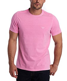 Men's Garment Dyed Crew-Neck T-Shirt