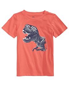 Toddler Boys Short Sleeve Graphic T-Shirt