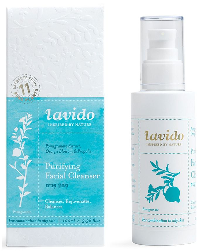 Lavido - Purifying Facial Cleanser