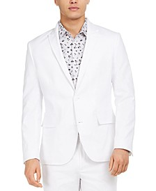 INC Men's Slim-Fit Linen Jasper Blazer, Created for Macy's