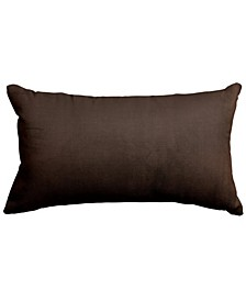 """Polyester Decorative Soft Throw Pillow Small 20"""" x 12"""""""