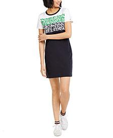 Tommy Hilfiger Printed T-Shirt Dress