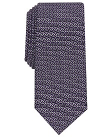 Men's Pearl Geo Necktie, Created for Macy's