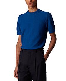 BOSS Men's Omatteo Medium Sweater Shirt