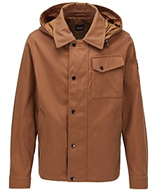 BOSS Men's Capax Dark Brown Jacket