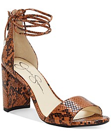 Nehah Ankle-Tie Dress Sandals
