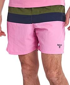 Men's Shore Colorblocked Swim Trunks