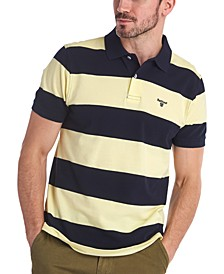 Harren Stripe Polo Shirt