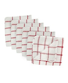 Scrubber Dishcloth, Set of 6