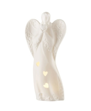 Belleek Pottery Angel Votive
