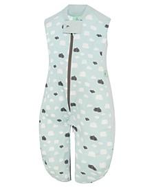Toddler Girls and Boys 0.3 Tog Sleep Suit Bag