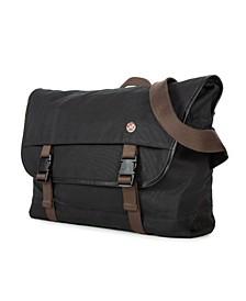 Waxed Kosciuszko Messenger Bag