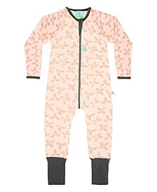 Baby Girls 2.5 Tog Sleep Onesie