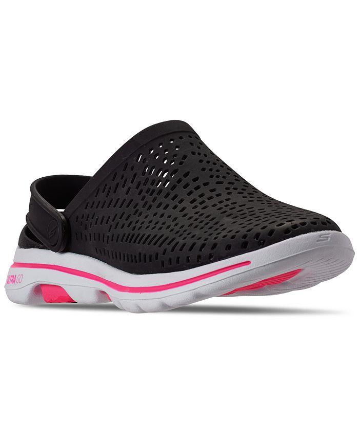 Skechers - Women's Cali Gear: GOwalk 5 - Astonished Walking Clog Sandal from Finish Line