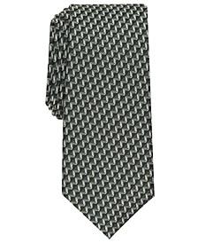 Men's Norton Geometric Necktie, Created for Macy's
