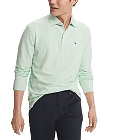 Men's Kent Long Sleeve Polo Shirt