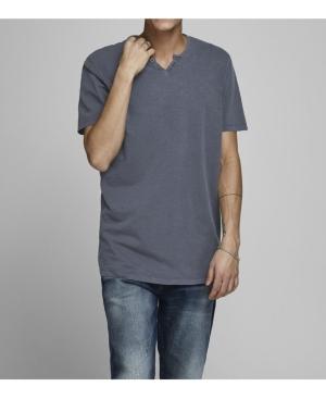 Men's Split Neck T-shirt