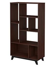 Centura 8 Shelf Bookcase