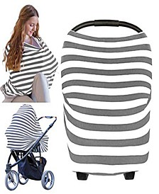 Carseat Canopy - Breastfeeding Nursing Cover