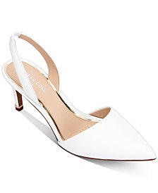 Kenneth Cole New York Women's Riley 70 Slingback Pumps