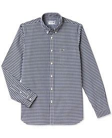 Men's Gingham Pop Shirt