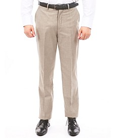 Men's Slim-Fit Stretch Dress Pants