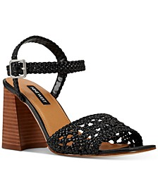 Gwenny Woven City Sandals