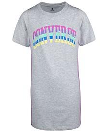 Big Girls Logo Jersey T-Shirt Dress