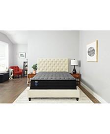 "Posturepedic Chestnut Street 13.5"" Cushion Firm Pillow Top Mattress Collection"