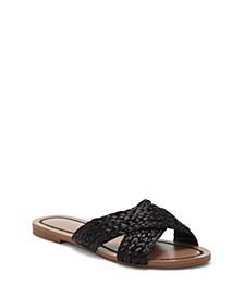 Elaney Flat Sandals