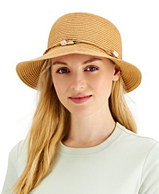 INC Beaded-Band Cloche, Created for Macy's