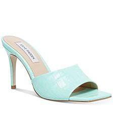Women's Avoid Square-Toe Sandals