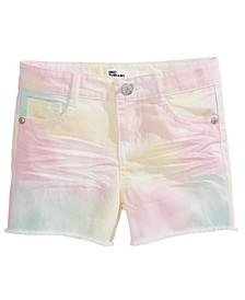 Little Girls Tie Dye Short