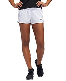 Women's Pacer 3-Stripe Woven Short