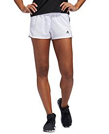 adidas Women's Pacer 3-Stripe Woven Short