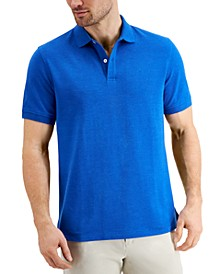 Men's Classic Fit Performance Pique Polo, Created for Macy's