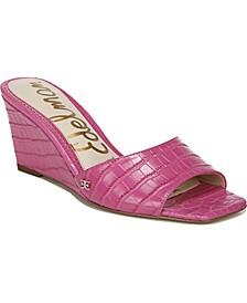 Tesma Wedge Sandals