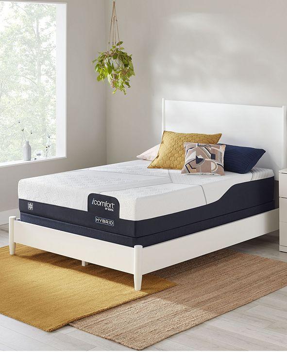 "Serta iComfort by CF 1000 12"" Hybrid Medium Firm Mattress - Twin"