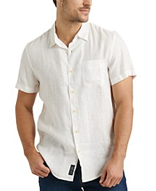 Men's San Gabriel Short-Sleeve Button-Down Shirt