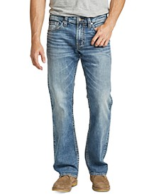 Men's Zac Relaxed-Fit Jeans