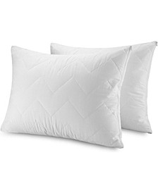 Pillow Protectors, Queen - Set of 2 Pieces