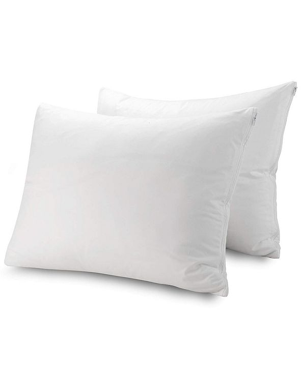Guardmax Pillow Protector, Queen - 2 piece