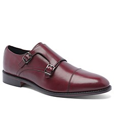 Men's Roosevelt II Double Monk Strap Goodyear Dress Shoes