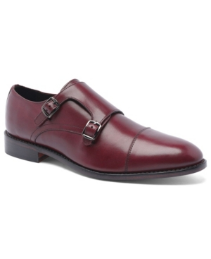 Men's Roosevelt Ii Double Monk Strap Goodyear Welt Dress Shoe Men's Shoes