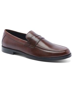 Men's Sherman Penny Loafer Slip-On Leather Shoe Men's Shoes