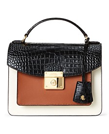 Colorblock Beckett Satchel