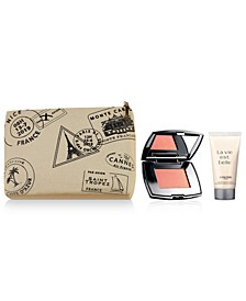 Receive a FREE 3pc Gift with $80 Lancôme Purchase